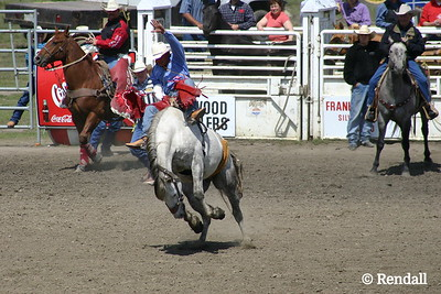 High River Rodeo 2004