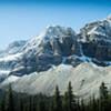 Jasper National Park Panorama