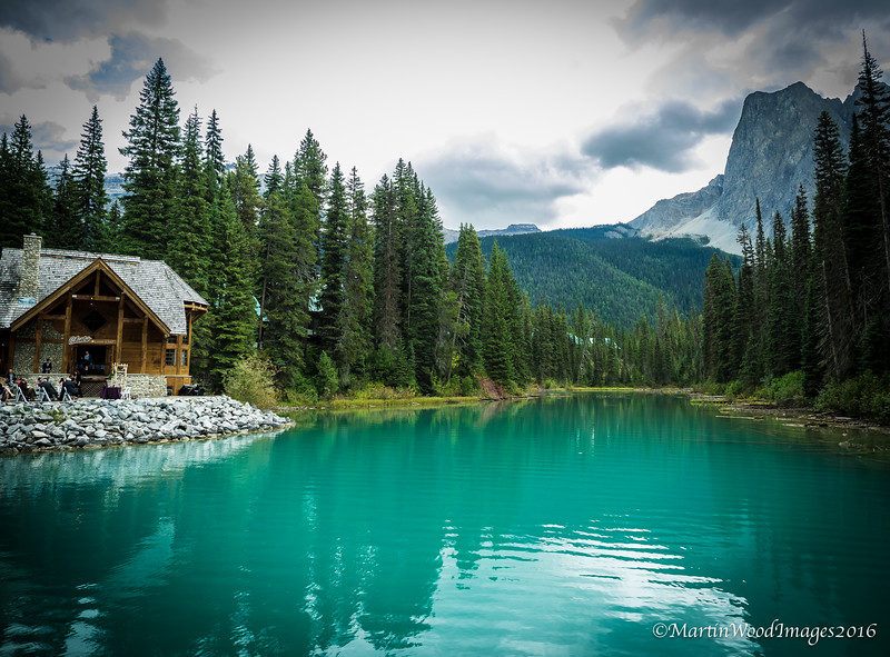 Emerald Lake Lodge, Yoho National Park