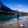 Bow Lake, Jasper National Park