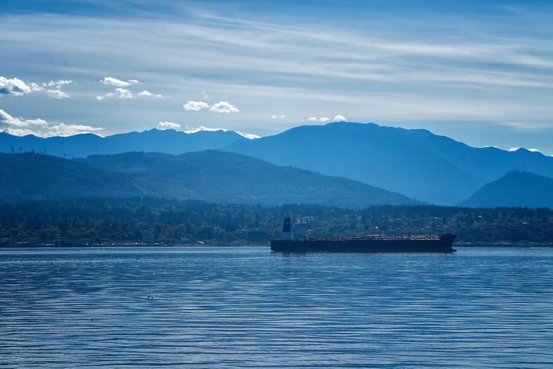 Black Ball Ferry back to Port Angeles
