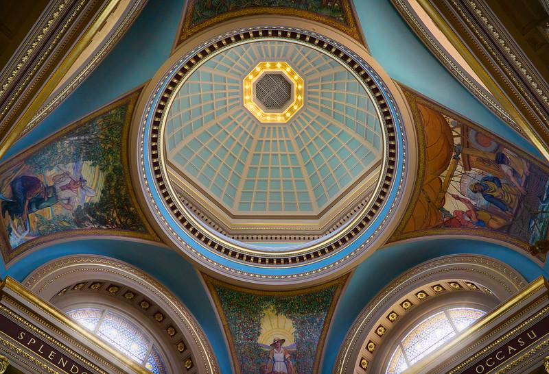 BC Legislature interior
