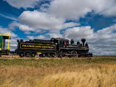 Prairie Dog Steamer