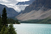 145-140 Crowfoot Glacier & Bow Lake - Icefields Parkway - August 24 2007
