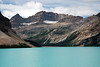 145-139 Portal Peak & Mount Thompson - Bow Lake -Icefields Parkway - August 24 2007
