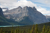 145-125 Pulpit Peak & Hector Lake - Icefields Parkway - August 24 2007