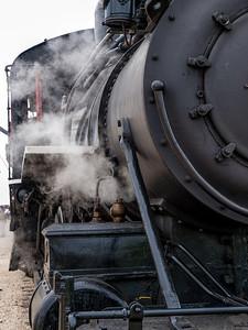 A little steam