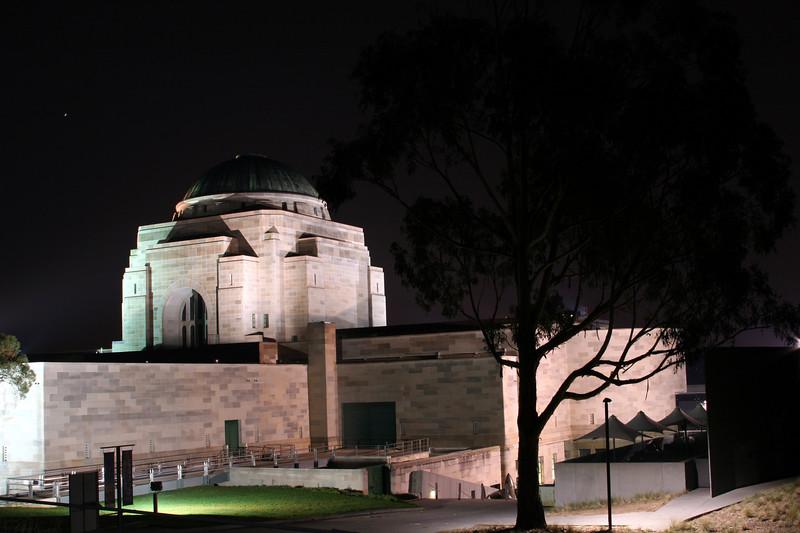 War Memorial Canberra