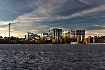 Another HDR composition of Canberra City