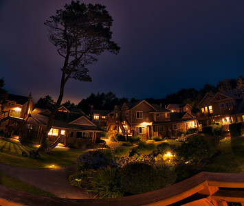 A Night at the Inn on Cannon BeachBy: James A. B. Here we were on the Oregon Coast, and what did I take a pic of? yup, the Inn we stayed at for the night. Sure, the cannon beach was awesome but everyone and their Uncle has a shot of those boulders in the sea.But Truly, those shots are on a different page ;)  - Read More on my Photo Blog: Raining Dreams- Or if you're Facebook Happy: My Facebook Page- Or if you're Google Savvy: My Google+ Page