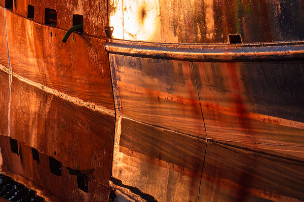 Rusty Refection