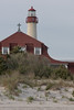 St Mary by the Sea and Cape May Lighthouse