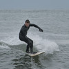 Surfing at Cape May