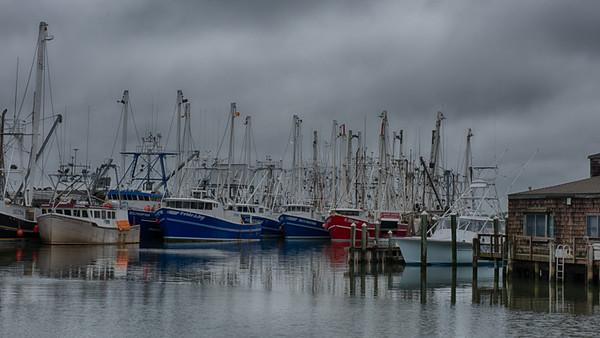 Cape May Harbor