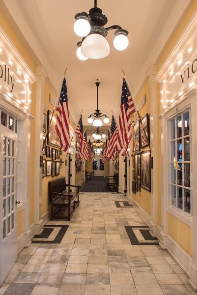 Congress Hall in Victoria Hotel