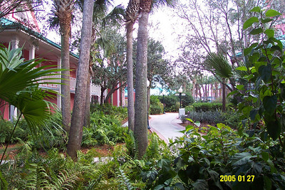 Caribbean Resort - Disney World
