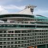 Royal Caribbean ship.