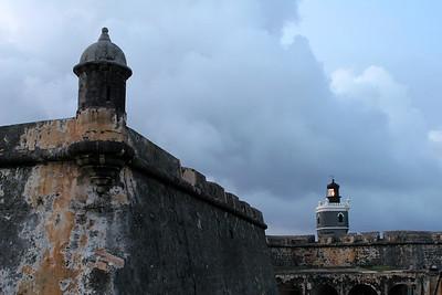 El Morro, San Juan, Puerto Rico.
