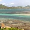 St. Martin-St. Maarten scenery.