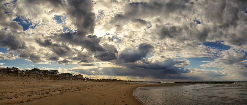 Norfolk Beach Pano