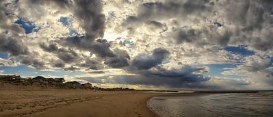 Norfolk Beach Pano