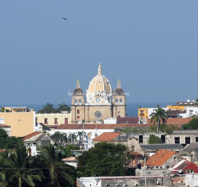 Cartagena, Columbia - December 2013