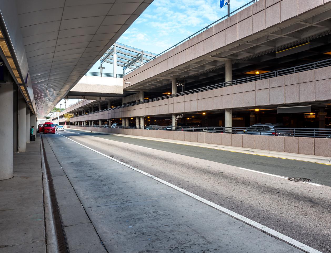 RDU airport, NC