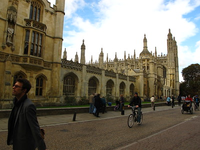 Misc. photos from Cambridge University, UK