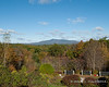 View of Mt. Monadnock from the Alter of the Nation