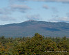Mt. Monadnock from the alter