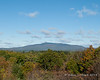 The view of Mt. Monadnock