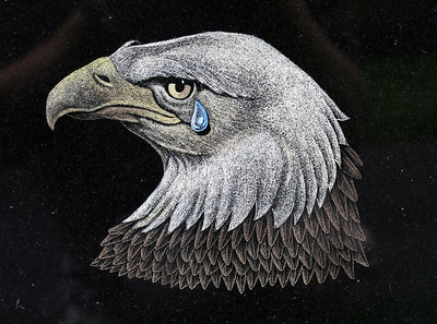 Eagle in Granite Memorial