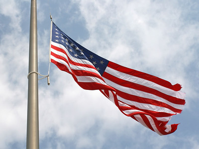 Old Glory, U.S.A. Flag