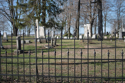 Newman Creek Cemetery, Lawrence Township, Ohio