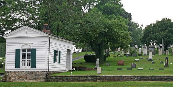 The Old Tallmadge Cemetary, Tallmadge, Ohio
