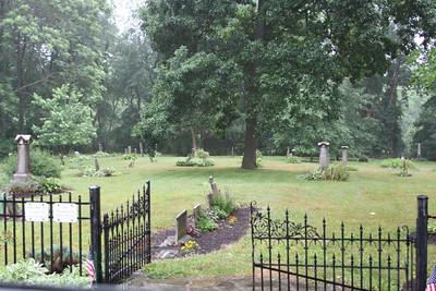 Stow Street Cemetery, Kent, Ohio