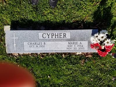 Aunt Marie @ Restland Cemetery, Brimfield, Ohio