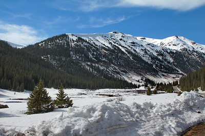 Colorado Route 82 to Independence Pass