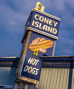 Coney Island Hot Dogs