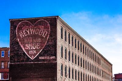 Heywood Shoe