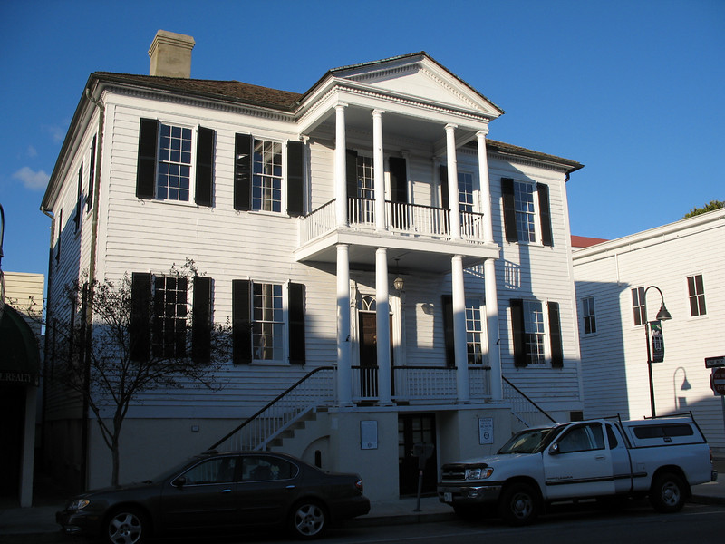 <b>Beaufort - John Mark Verdier House</b> - Built in 1801, the Verdier house now operates as a museum and interpretive center. Located at 801 Bay Street.