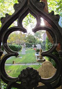 French Huguenot Church Cemetery, Charleston, SC