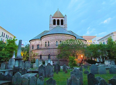 Circular Church, Charleston, SC