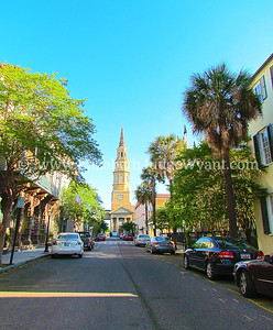 St. Philip's Church, Charleston, SC