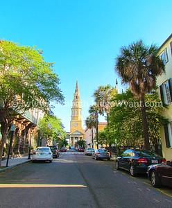 St. Philip's Church, Charleston, SC