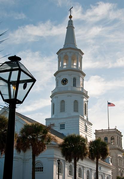 St. Michael's Church, Charleston