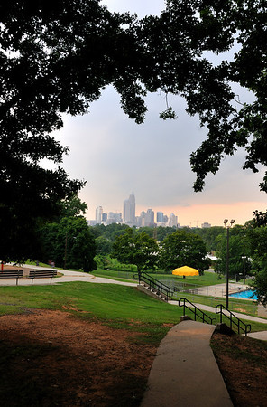 Charlotte from Cordelia Park.