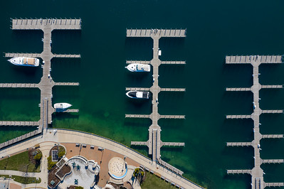 Charlevoix Aerial