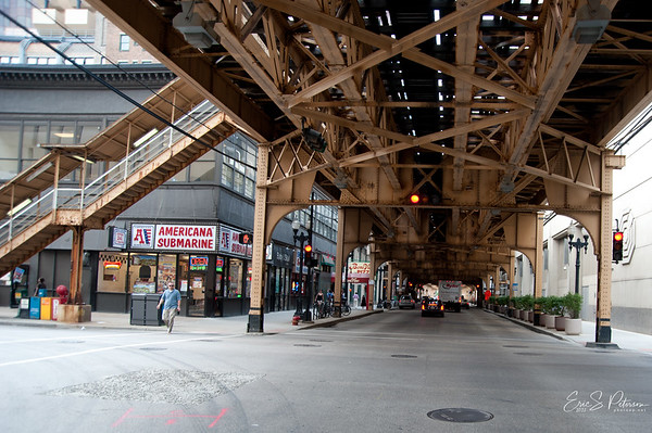 I am very intrigued with the old structure for the L.