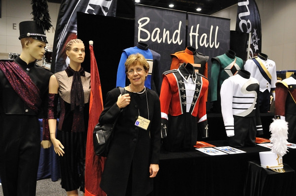 "I know it's a stretch.  ""Band Hall"".  Get it?"